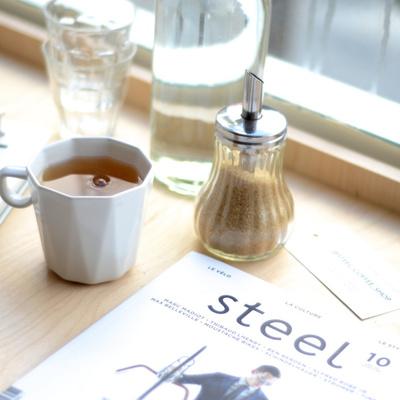Steel Cyclewear & Coffeeshop : du café et des vélos