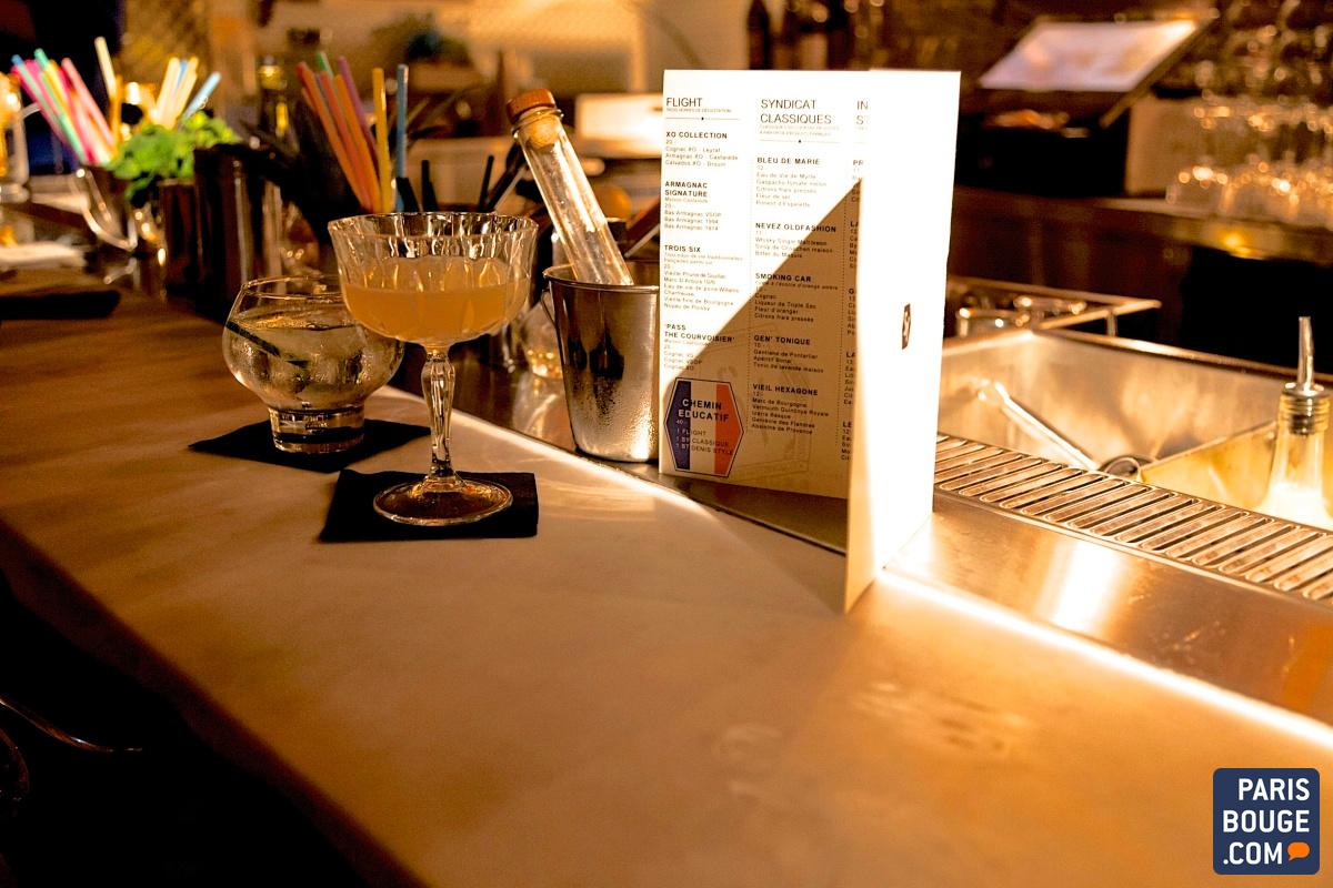 Le Syndicat Les Meilleurs Cocktails De Paris