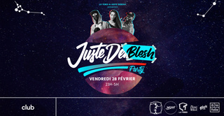 Juste DeBlesh Party - Kapela / T-Sia / Sam Y