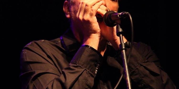 Concert et Jam Blues, Vincent Bucher , 30 Juin, Caveau