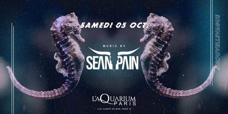 L'Aquarium Restaurant et Club Nouvelle Vague by Sean Pain