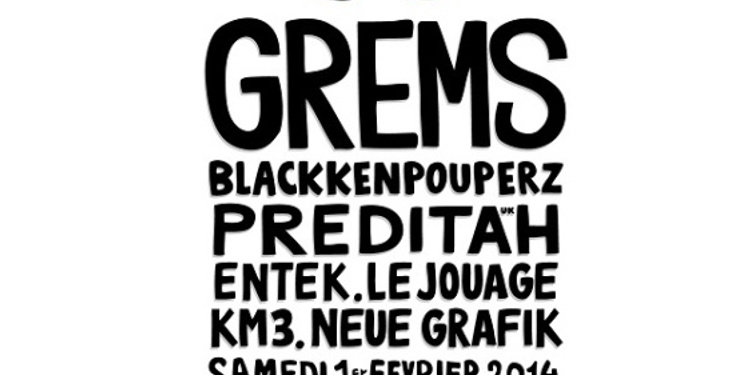 Grems : Buffy Release Party