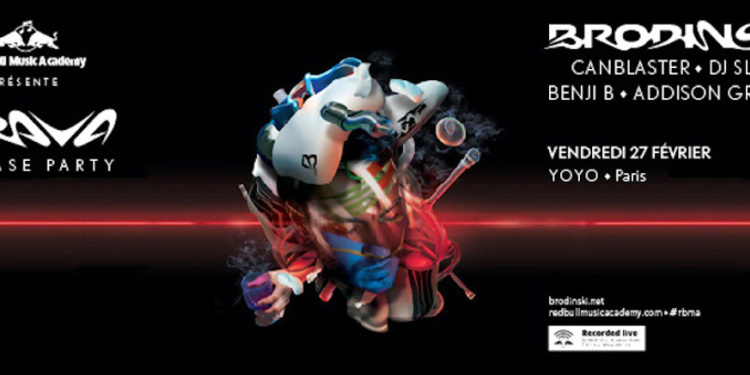 Brava / Brodinski Album Release Party