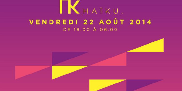 H A Ï K U Summer Residency