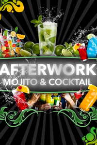 afterwork mojito & cocktail - California Avenue - jeudi 21 janvier 2021