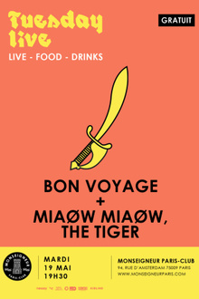 Tuesday Live | Bon Voyage