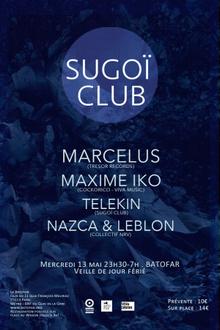 SUGOI CLUB
