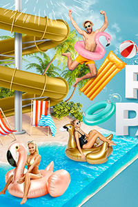 Aquaboulevard Pool Party 2021 - Aquaboulevard - jeudi 31 décembre