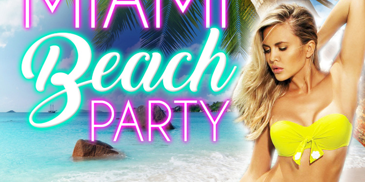 miami beach party