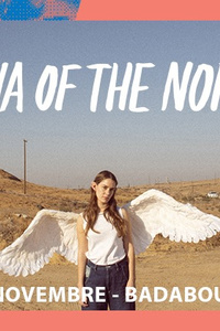 Anna Of The North - Le Badaboum - mardi 05 novembre