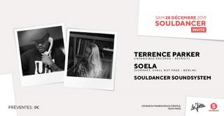 Souldancer Invite: Terrence Parker, Soela & More