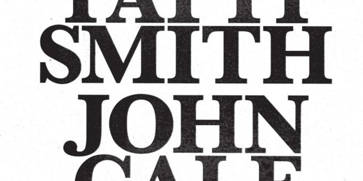 Patti Smith & John Cale en concert
