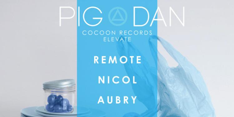 La Culottée présente le Salon Bleu: Pig & Dan, Remote, Nico & Aubry