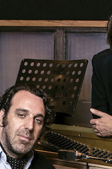 Days Off : Jarvis Cocker & Chilly Gonzales