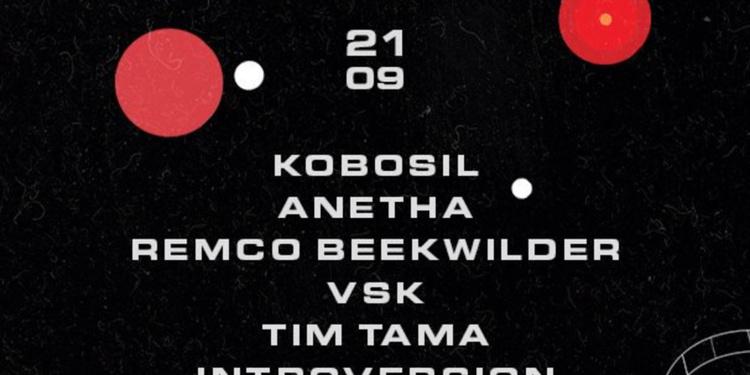 EXIL: Remco Beekwilder Invites Kobosil, Anetha, VSK & More