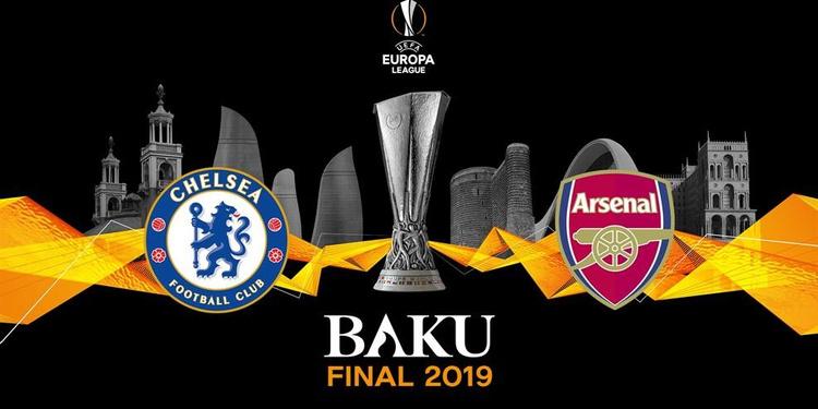 Europa league final! Chelsea Vs Arsenal