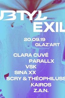 Exil x subtyl with Parallx, VSK, Clara Cuvé & More