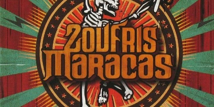 Zoufris Maracas en concert