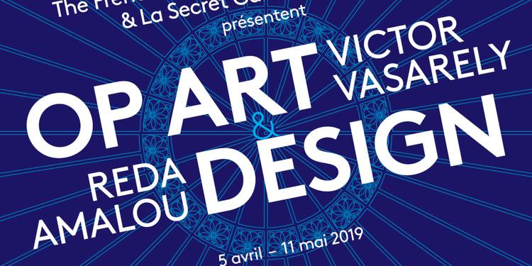 OP ART & DESIGN - Exposition