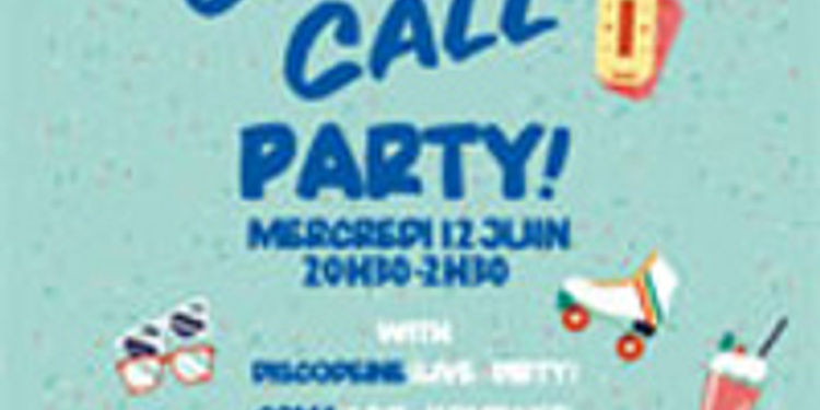 Colette Call Party - Cinema Paradiso Superclub