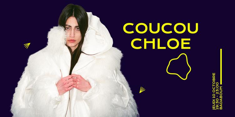 Coucou Chloé (live)