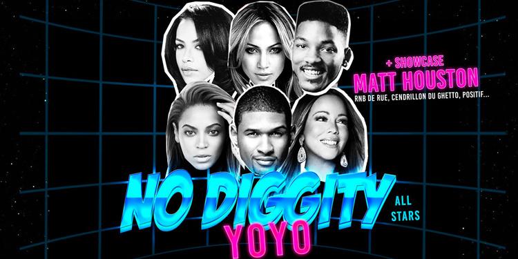 No Diggity All Star au Yoyo avec Matt Houston Live