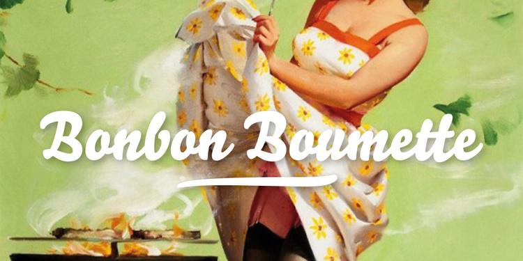 La Bonbon Boumette - Extérieur & Intérieur