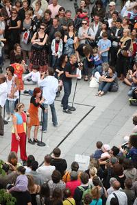 We can be heroes - Place des Arts - samedi 19 octobre