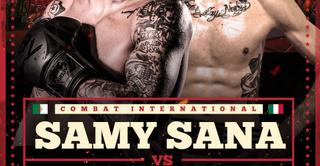 BOXE THAÏ - SAMY SANA FAIT SON GRAND RETOUR