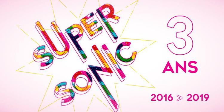 3 ans du Supersonic ♡ 3 soirées d'anniversaire