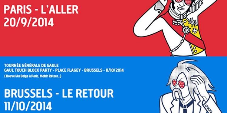 Nouvel An Belge - Thalys Explore Belgian Pop