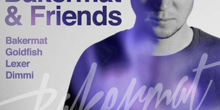 Barkermat & Friends