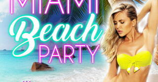 miami beach party
