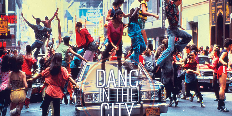 DANC'IN THE CITY : LIVE & DJ'S