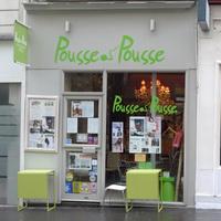 Le Pousse-Pousse