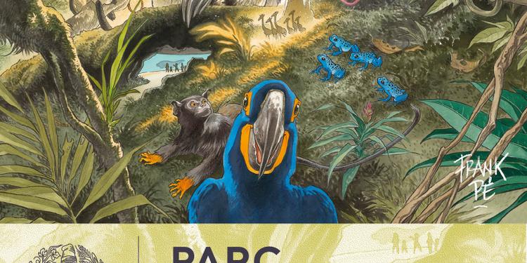 NATURE FASCINANTE AU PARC ZOOLOGIQUE DE PARIS