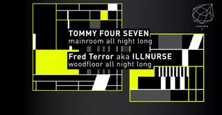 Concrete: Tommy Four Seven & Fred Terror aka Illnurse