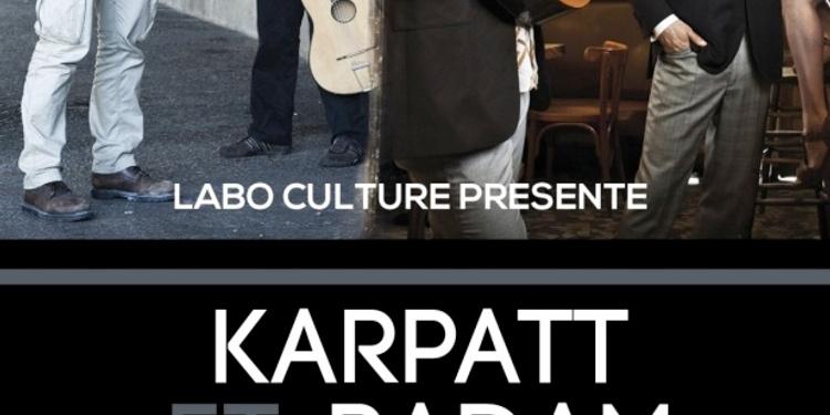KARPATT + PADAM en concert