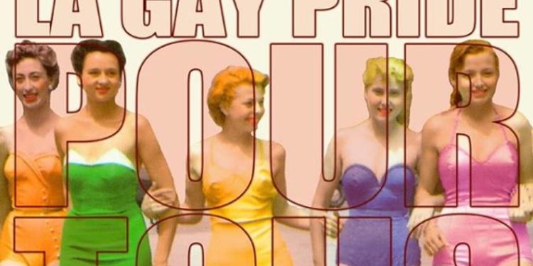 La Gay Pride Pour Tous du Troisième Lieu et de L'Avé Maria