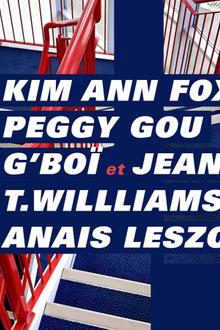 Concrete : Kim Ann Foxman, Peggy Gou, G'Boï et Jean Mi,T.Williams