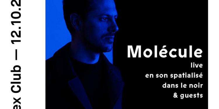 Molecule live