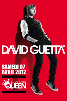 Aftershow David Guetta