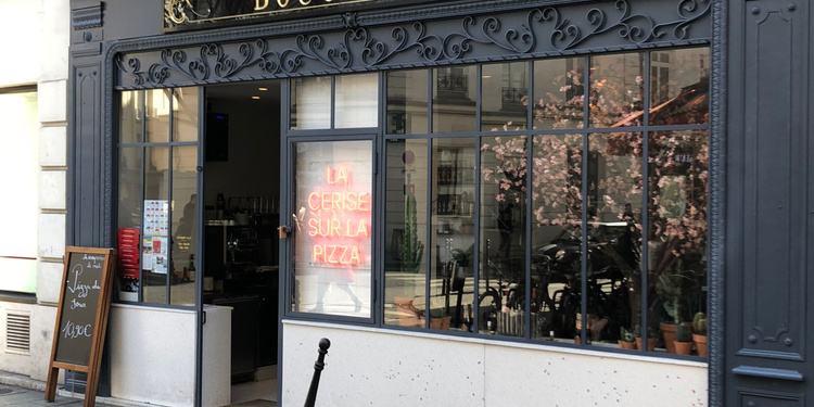 La Cerise sur la Pizza Rue de Bretagne