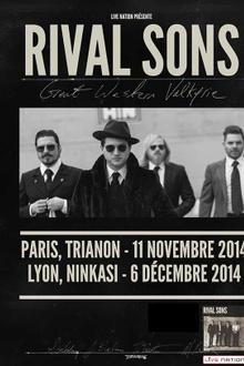 Rival Sons en concert