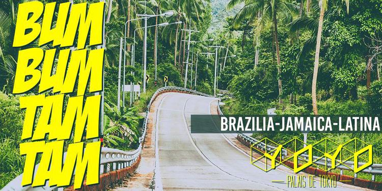 BUM BUM TAM TAM ( Brazilia - Jamaica - Latina ) - Le Yoyo ...