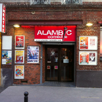 Alambic Comédie