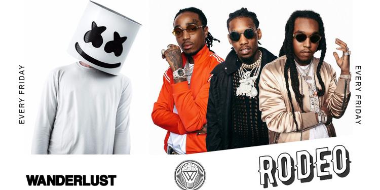 RODEO ★ Hip Hop x Trap x Rnb au Wanderlust