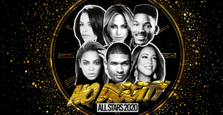 NO DIGGITY ALL STARS : New Year's Eve 2020