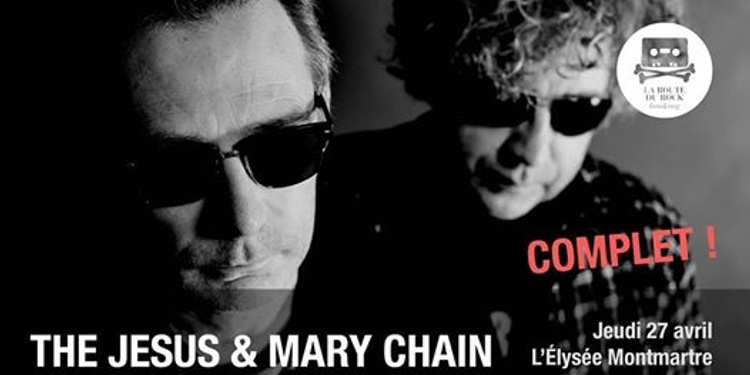 The Jesus and Mary Chain - The Damage & Joy Tour