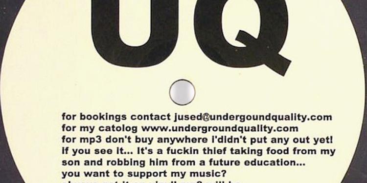 Concrete invites Underground Quality 10 Year Anniversary
